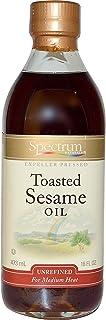 Spectrum Toasted Unrefined Sesame Oil - 16 fl oz