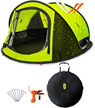 Pop Up Tent, Zenph Automatic 2-3 Persons Family Camping...