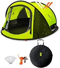 Zenph Automatic 2-3 Persons Family Camping Tent, 3...