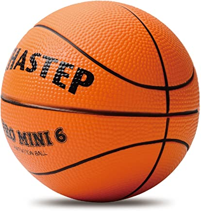 Chastep Pro Mini Basketball, 6 Inch Foam Ball. Soft and Bouncy, Non-