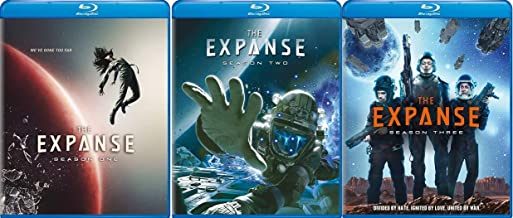 The Expanse Seasons 1-3 (Blu-ray 3-Pack)