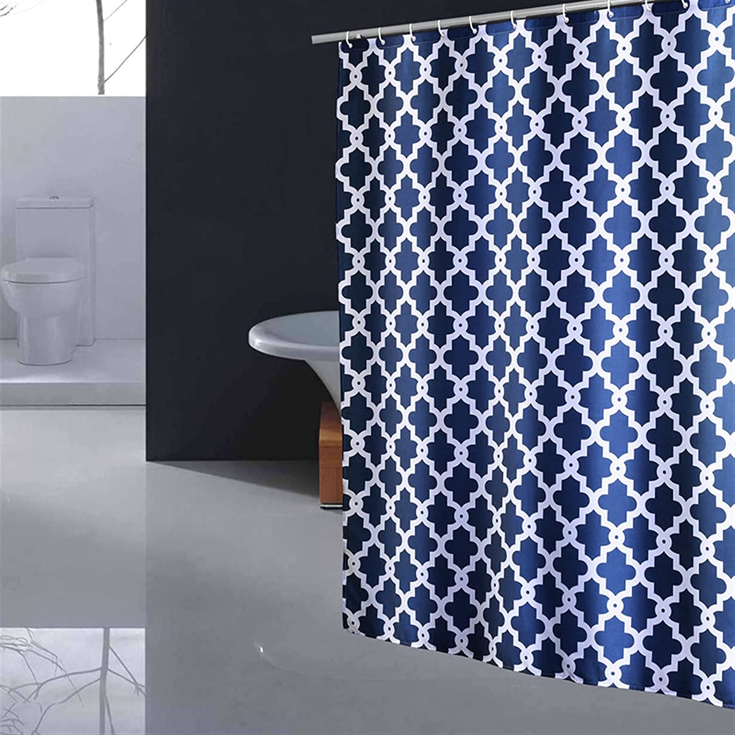 Free Shipping New ARWQ857 Special sale item Shower Curtain Waterproof Polyester Showe