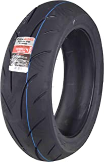 Full Bore F2 Series 190/55ZR17 Rear Radial Motorcycle Sport Bike Tire Single 190/55-17 (190/55ZR17 Rear)