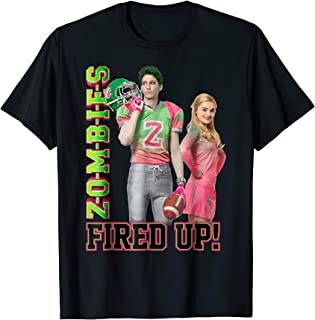 Disney Zombies Fired up T-shirt