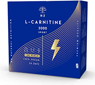 L CARNITINA Liquida 3000 mg.Suplemento Deportivo L-Carnitina