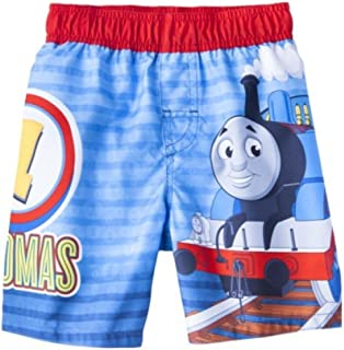 348f047bd3 Thomas the Tank Engine Toddler Boys' Swim Trunks