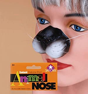 Instant Cat Kitty Latex Nose Kitten Costume Accessory