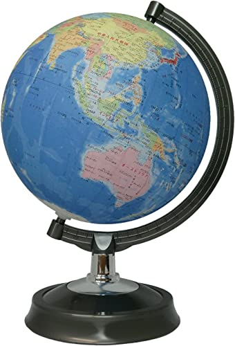 26cm globe map of Japan with (japan import)