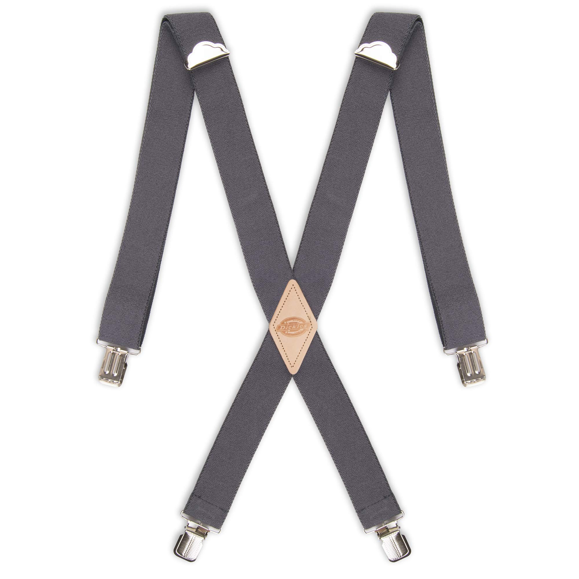 Dickies Solid Straight Suspender Charcoal