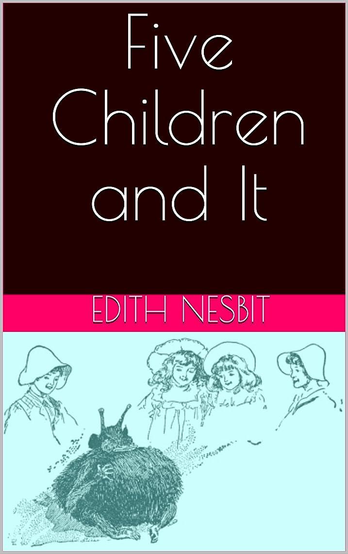 ポジティブ分析的な予感Five Children and It (Illustrated) (The Psammead Series Book 1) (English Edition)