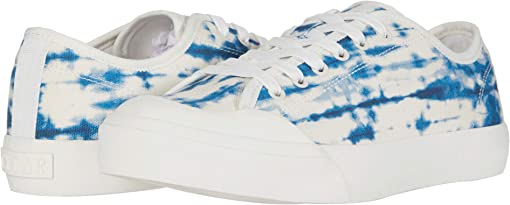 Blue Eco Tie-Dye Canvas