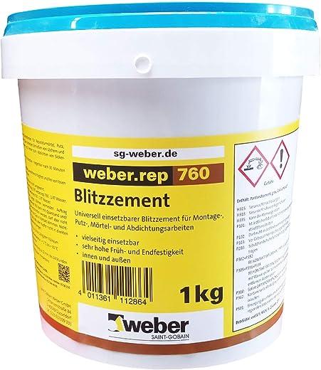 weber.rep 760 - Blitzzement