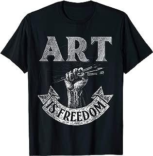 Best artist t shirts Reviews