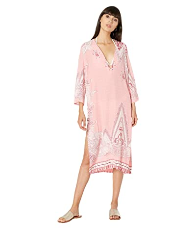 Etro Gardenia Cover-Up Dress (Pink) Women