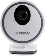 Summer Glimpse Plus Extra Video Camera – Extra Baby Monitor Camera Allows Parents to Monitor Multiple Rooms and/or Childre...