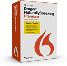 $69 » Dragon NaturallySpeaking Premium 13, Student/Teacher Edition (Discontinued)