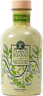 CAMPOS DE SANAA .- Aceite de Oliva Virgen Extra variedad Picual (500 ml)