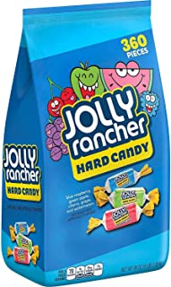 HERSHEY'S Jolly Rancher Bulk Halloween Candy, 365 Pieces