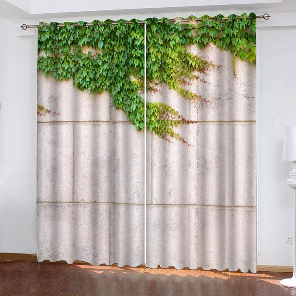 XKSJWY Curtains Drapes Living Grommet Room Ro Kitchen Max 52% OFF High quality new