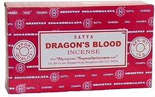 comprar comparacion Incienso Sangre de Dragón (Dragon´s Blood) Satya