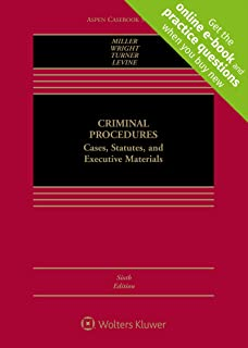 Criminal Procedures: Cases, Studies, and Executive Materials