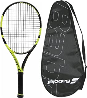 Babolat Pure Aero Junior 25 - 2016 AeroPro Junior - STRUNG with COVER (4-0/8)