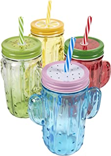 Best cactus mason jar Reviews