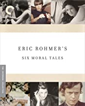 Six Moral Tales (The Criterion Collection)(The Bakery Girl of Monceau / Suzanne's Career / My Night at Maud's / La collect...