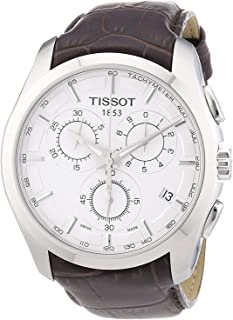 Tissot Casual Watch For Men Analog Leather - T035.617.16.031.00