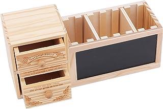 Amazon.es: portalapices madera: Juguetes y juegos