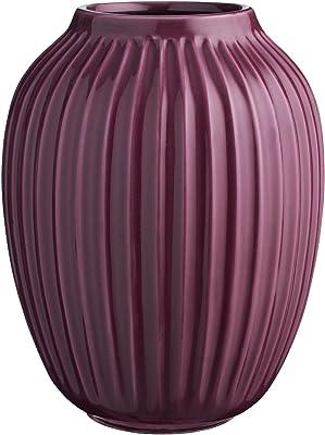 Kähler Hammershoi Vase H250 weiss H 25 cm