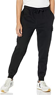 Sponsored Ad - Amazon Essentials Men's Cargo Fleece Jogger Sweatpant
