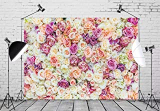 Blumen Hintergrund, L 0039, 7x5FT