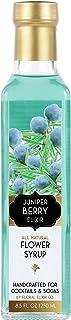 Floral Elixir Co. Juniper Berry Elixir - All Natural Syrup for Cocktails & Sodas