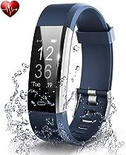 BADIQI Fitness Tracker- Waterproof Activity Tracker Heart Rate Monitors Sleep Tracking Wireless Bluetooth Activity Tracker Smart Bracelet Pedometer Fitness Sports Wristbands
