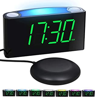 Best alarms for deep sleepers Reviews