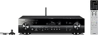 ヤマハ AVレシーバー RX-S601 5.1ch 4K Bluetooth Wi-Fi ネットワークオーディオ ハイレゾ音源 対応 ブラック RX-S601(B)