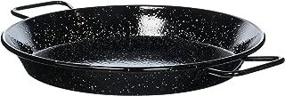 Garcima 13-Inch Enameled Steel Paella Pan, 32cm