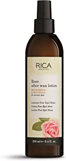 Rica After Wax Lotion - Rose - 250ml