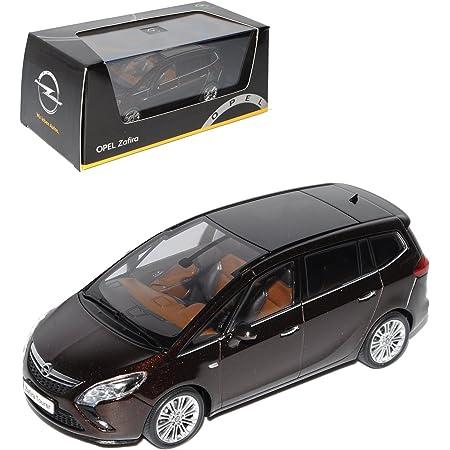 Opel Zafira B Metallic Dunkelrot 2005 Modellauto Fertigmodell I Minichamps 1 43 Spielzeug