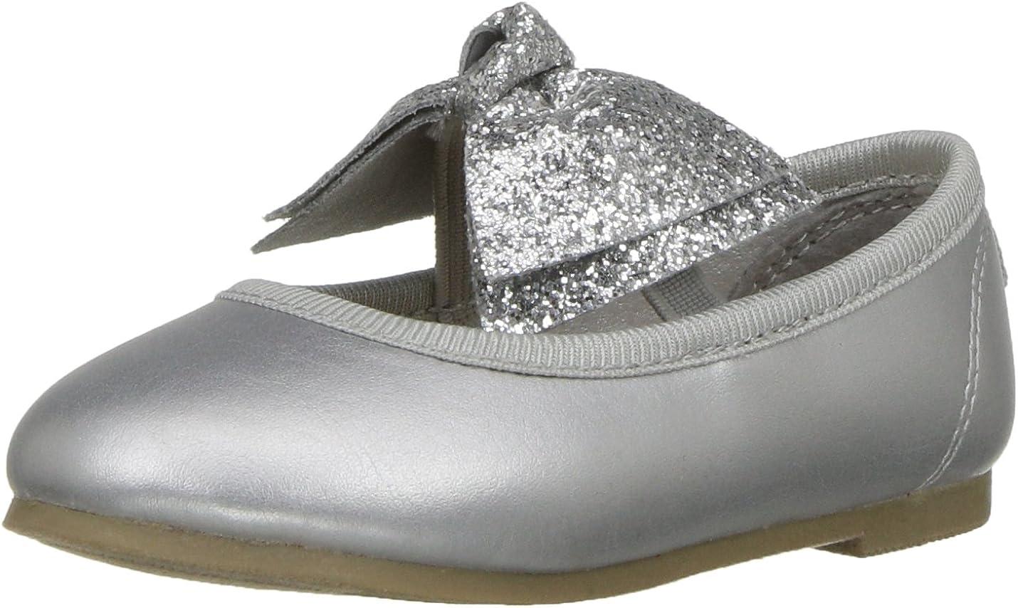 Carter's Max 90% 5 popular OFF Unisex-Child Anora Girl's Flat Ballet