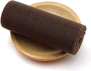 Brown Elastic Band Rubber Elasticated x35