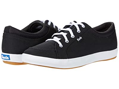 Keds Center Twill (Black) Women