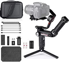 Sponsored Ad - Zhiyun Weebill S Gimbal with Extra Handle Grip & Carrying Case Bag,3-Axis Stabilizer for DSLR & Mirrorless ...