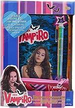 Chica Vampiro-41434 Diario con Accesorios, Efecto 3D (Cife Spain 41434)