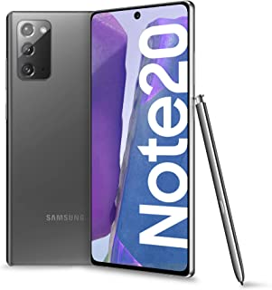 Samsung galaxy note20 smartphone amoled plus fhd+, 3 fotocamere posteriori, 256gb, ram 8gb SM-N980FZAGEUE