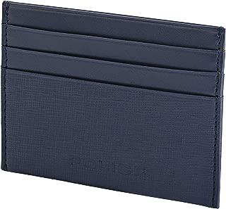 Police Crosshatch Ltr Sff Blue Card Holder