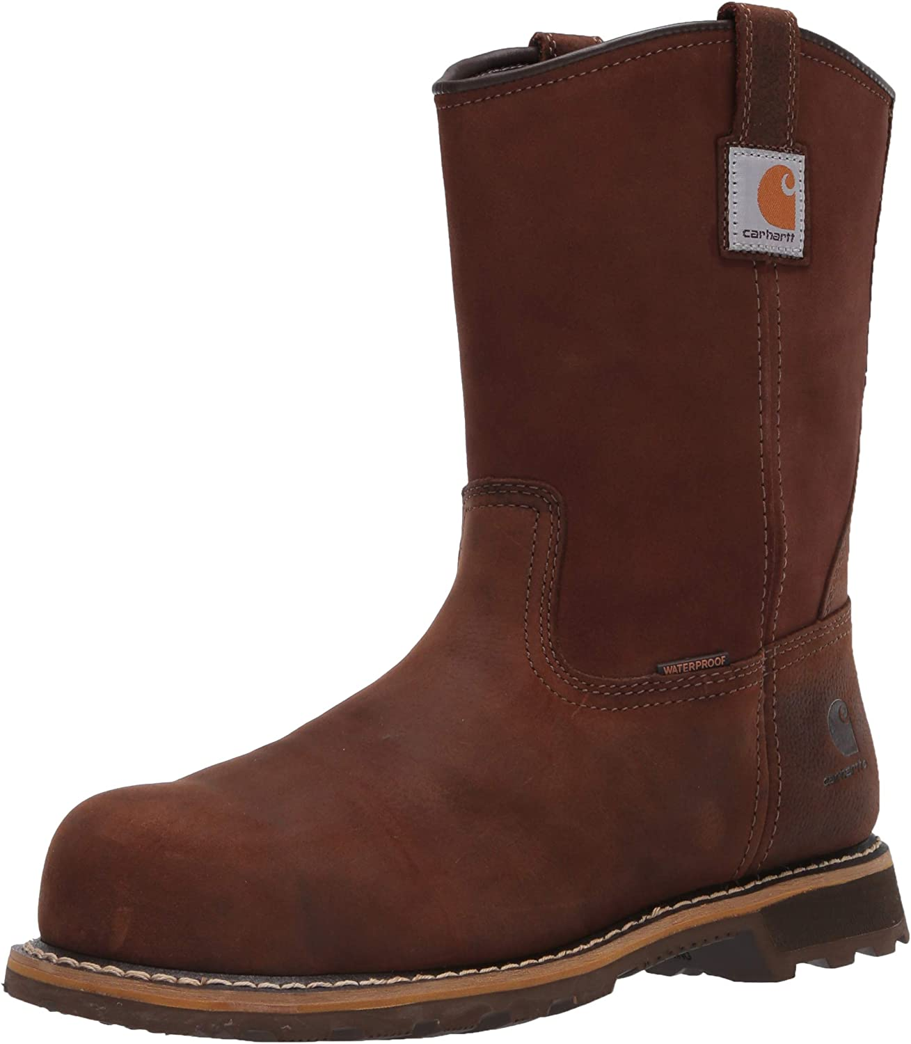 Carhartt Men's 10in Pull on Product Nano Boot Wp Many popular brands Industrial Toe