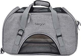 Coastal Pet - Bergan - Comfort Carrier - Heather Grey (19 x 10 x 13 Inches)