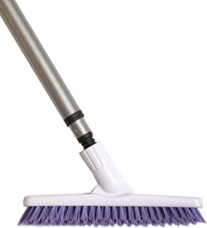 Fuller Brush Tile Grout E-Z Scrubber Complete - Lightweight Multipurpose Power Surface Scrubber & Cleaner - Perfect for Cleaning Hard to Reach Areas